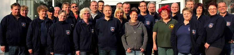 Das EN-Team Brandenburg beim Fruehjahrsseminar 2014
